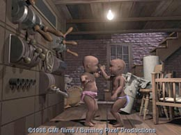 Dancing Babies CMI TV commercial